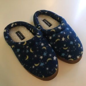Lands End Boys Slippers